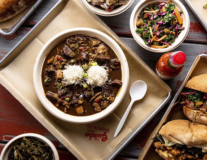 Gumbo Bros Gives Nashville an Escape to New Orleans Via Comforting Cajun and Creole Food