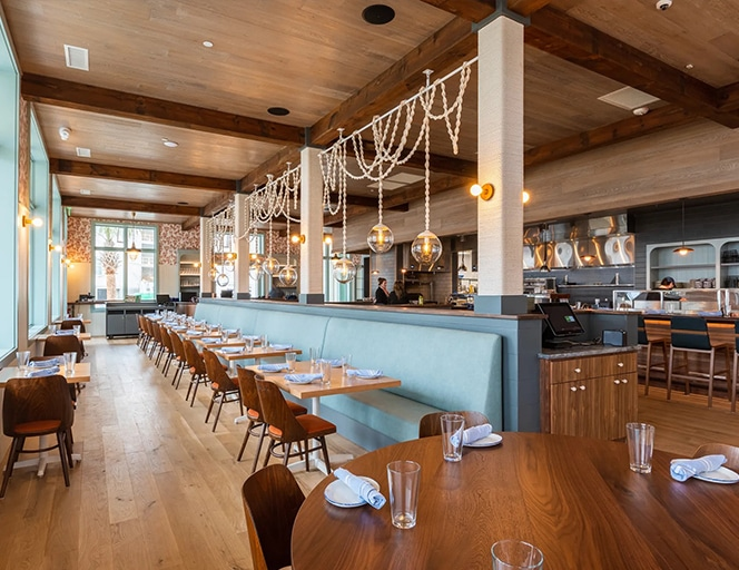 Sneak Peek at Daniel Island's First and Only Waterfront Restaurant